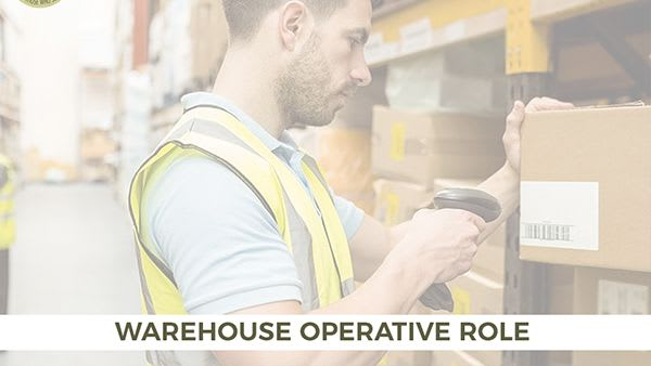 Warehouse Associate / Sheffield / £8.91 ph
