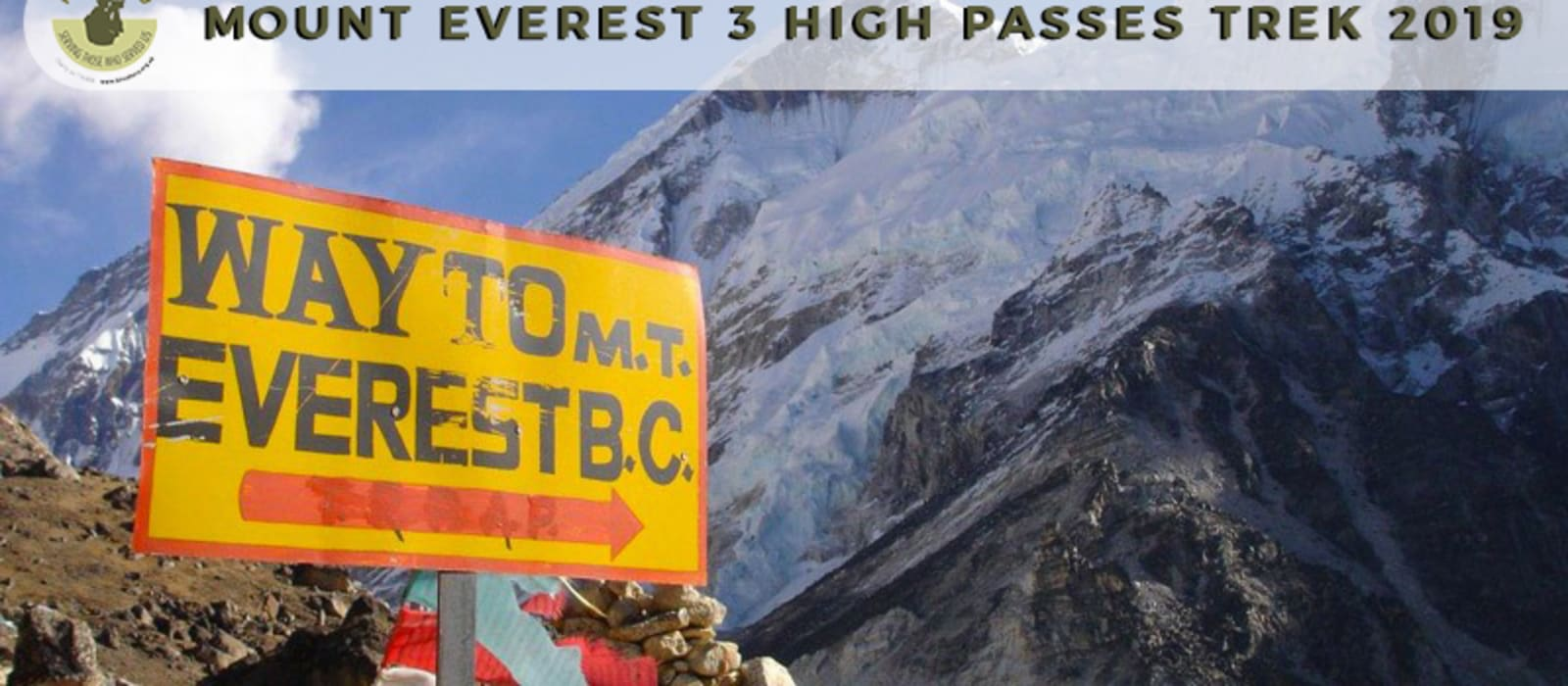 Everest 3 High Passes Trek 2019
