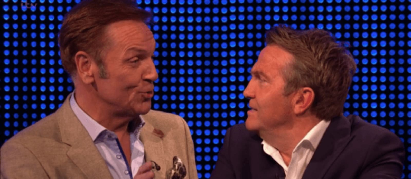 Hire a Hero Patron, Brian Conley on ITV's The Chase.