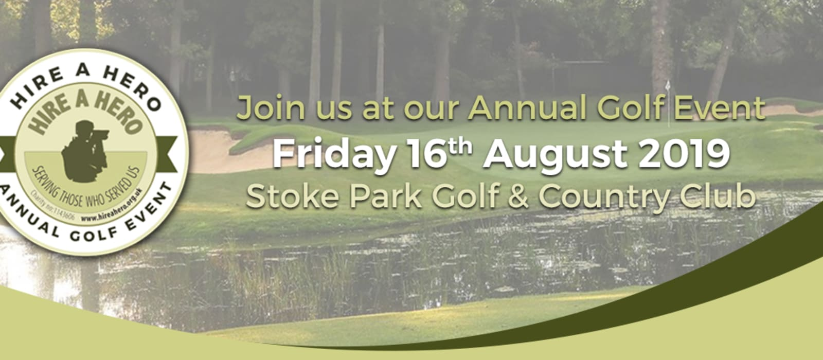 Annual Golf Day @ Stoke Park
