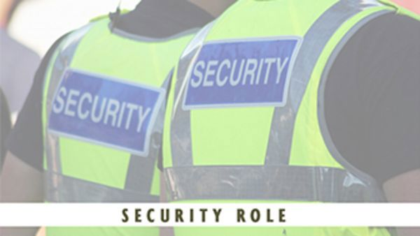 Security Officer / CCTV Controller / Birmingham, London, Surrey & Uxbridge / £9.40 - £9.60 ph