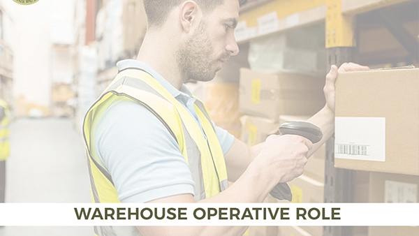 Warehouse Operative / Bristol / £9.74 - £11.24 p/h
