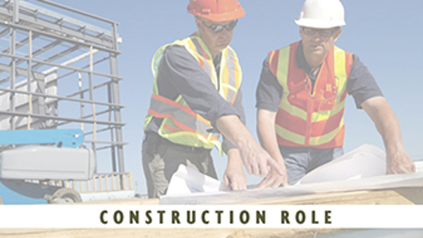 Vacancies in Construction / Various Locations